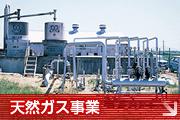 東邦アーステック 天然ガス事業